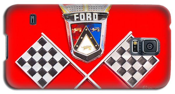 Ford Emblem Galaxy S5 Case by Jerry Fornarotto