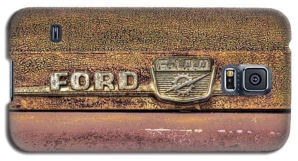Ford F-100 Galaxy S5 Case