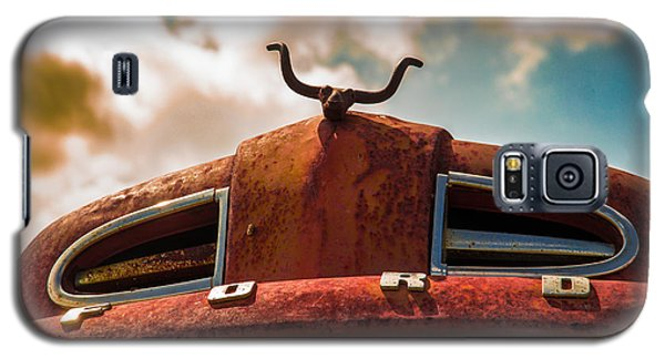 Ford Hood Ornament Galaxy S5 Case