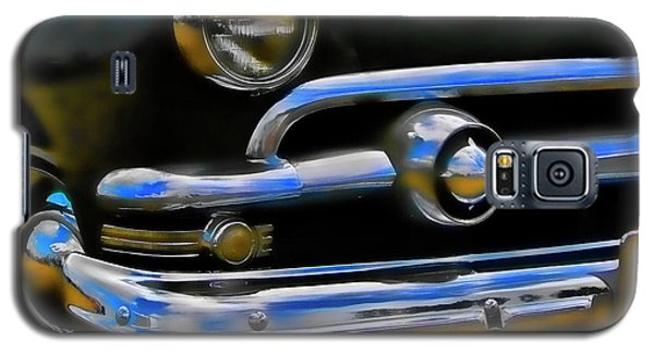 Galaxy S5 Case featuring the photograph Ford Hot Rod by Ron Roberts