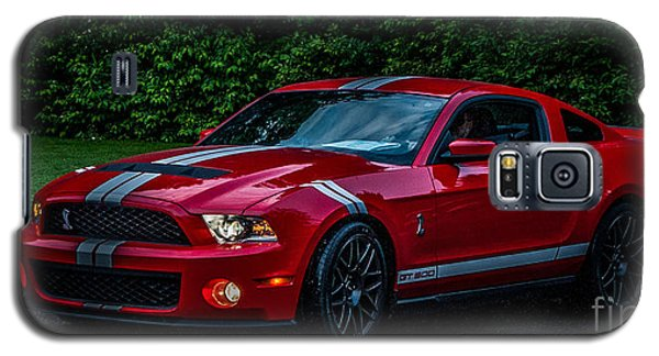 Ford Mustang Gt 500 Cobra Galaxy S5 Case