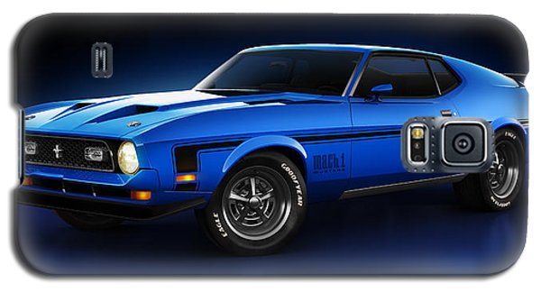 Ford Mustang Mach 1 - Slipstream Galaxy S5 Case