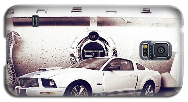 Ford Mustang Shelby Gt  Galaxy S5 Case