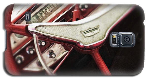 Galaxy S5 Case featuring the photograph Ford Sunliner by Bradley R Youngberg