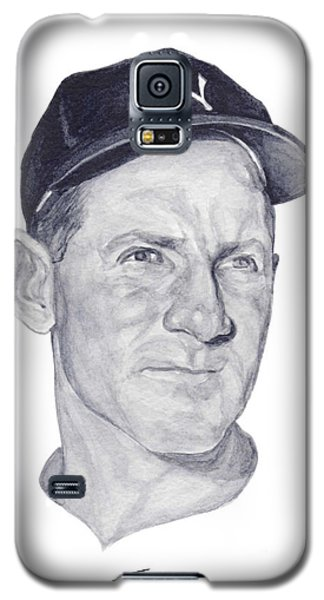 Galaxy S5 Case featuring the painting Ford by Tamir Barkan