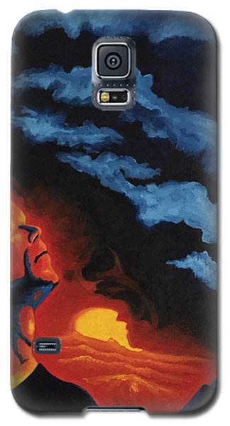 Foreseen Galaxy S5 Case by Michael  TMAD Finney