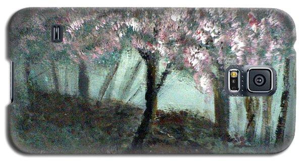 Forest Beauty Galaxy S5 Case by J L Zarek