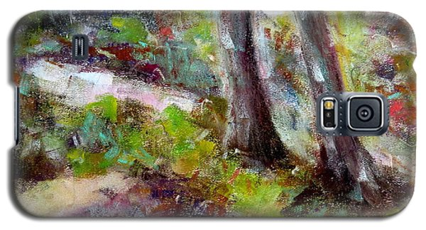 Forest Carpet Galaxy S5 Case