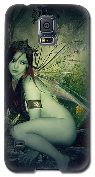 Forest Fairy Galaxy S5 Case
