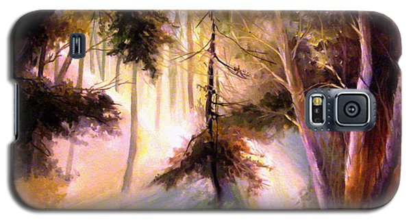Forest Forest Forest Galaxy S5 Case