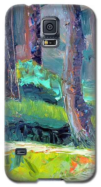 Forest In Motion Galaxy S5 Case