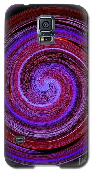 Forest In Spirale Galaxy S5 Case