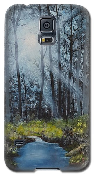Forest Light Galaxy S5 Case