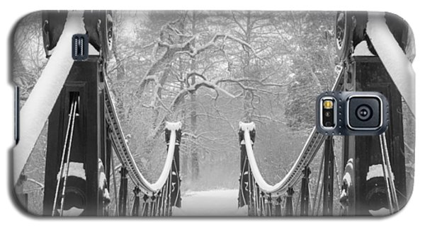 Forest Park Victorian Footbridge Galaxy S5 Case