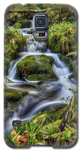 Forest Stream V2 Galaxy S5 Case