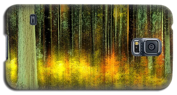 Forest V Galaxy S5 Case