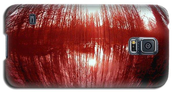 Foret En Ellipse Galaxy S5 Case