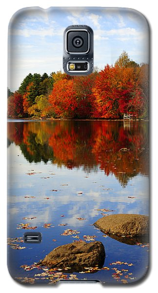 Forever Autumn Galaxy S5 Case