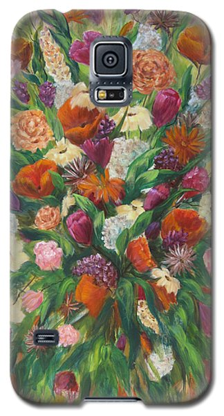 Forever In Bloom Galaxy S5 Case