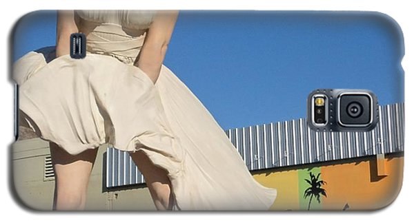 Forever Marilyn 10 Galaxy S5 Case