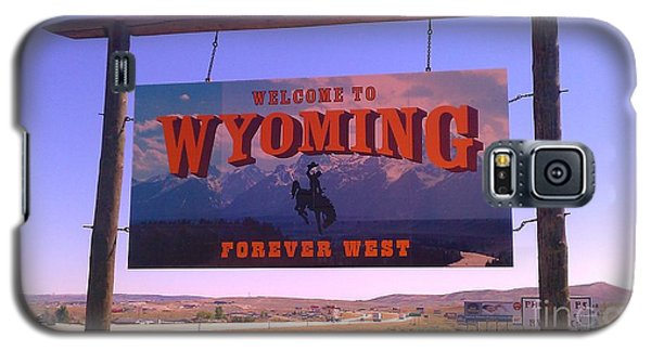 Forever West Galaxy S5 Case by Chris Tarpening