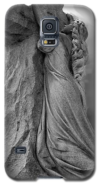 Galaxy S5 Case featuring the photograph Forgiven by Randy Pollard