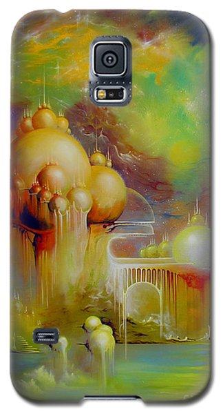 Forgotten City Galaxy S5 Case by Alexa Szlavics
