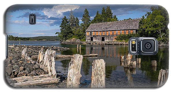 Forgotten Downeast Smokehouse Galaxy S5 Case by Marty Saccone