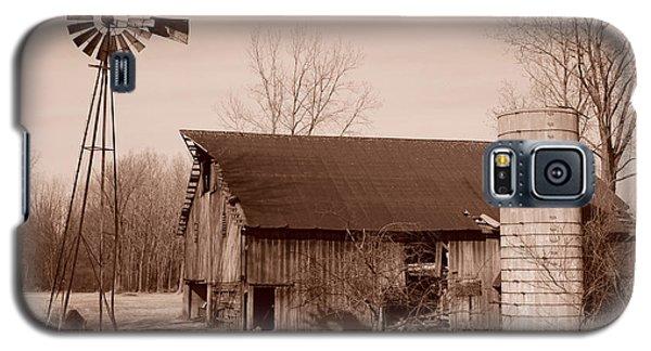 Forgotten Farm Galaxy S5 Case by Judy Whitton
