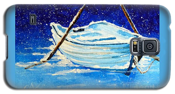 Forgotten Rowboat Galaxy S5 Case by Jackie Carpenter