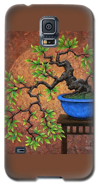 Galaxy S5 Case featuring the painting Forgotten by Jane Bucci