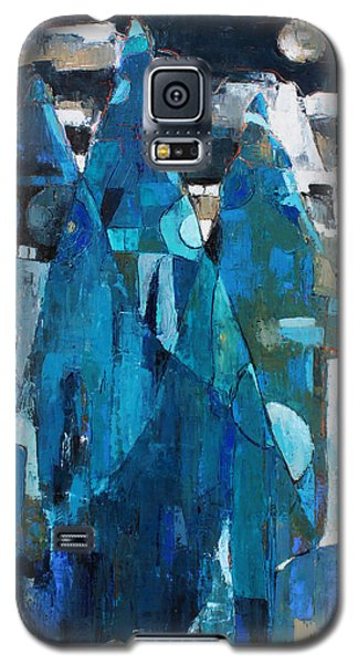 Forgotten Night Galaxy S5 Case by Becky Kim
