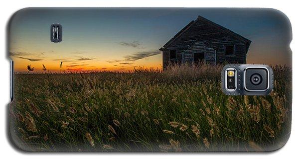 Forgotten On The Prairie Galaxy S5 Case