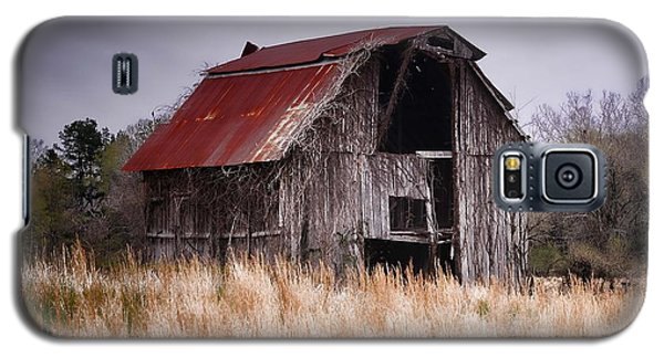 Galaxy S5 Case featuring the photograph Forgotten by Renee Hardison