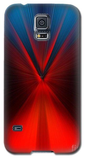 Fork Galaxy S5 Case by Trena Mara