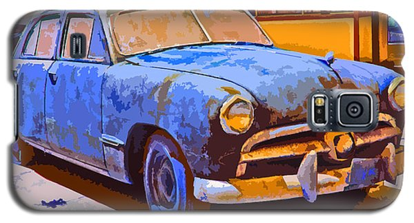 Forlorn 1949 Ford  Galaxy S5 Case