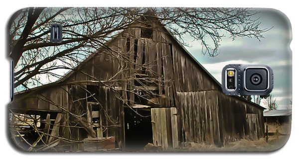 Forlorn Barn Galaxy S5 Case by Greg Jackson