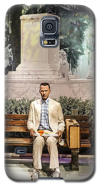 Forrest Gump Galaxy S5 Case by Mountain Dreams