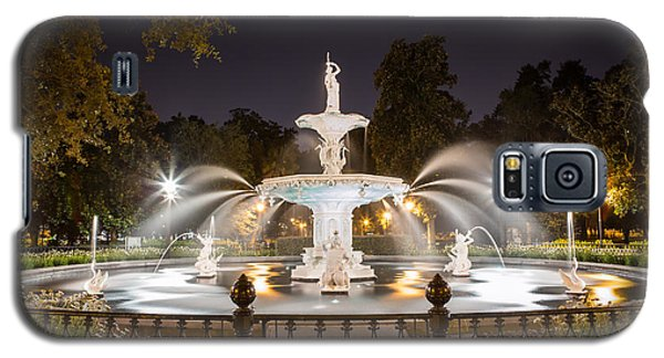 Forsyth Fountain Galaxy S5 Case