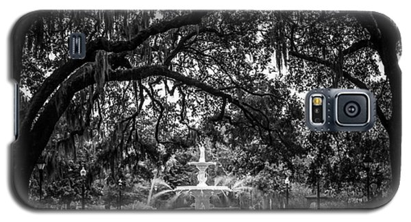 Forsyth Park Galaxy S5 Case by Perry Webster
