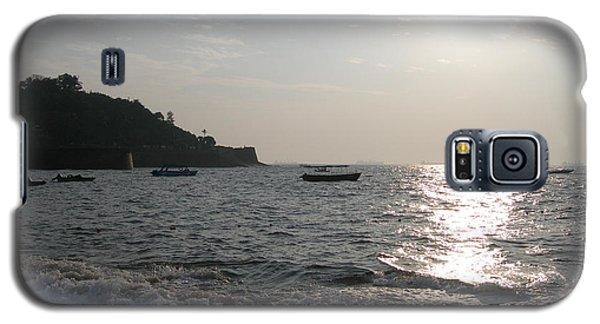 Fort Aguada Beach Galaxy S5 Case