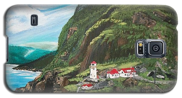 Fort Amherst Newfoundland Galaxy S5 Case