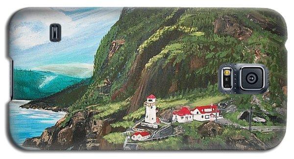 Fort Amherst Newfoundland Galaxy S5 Case