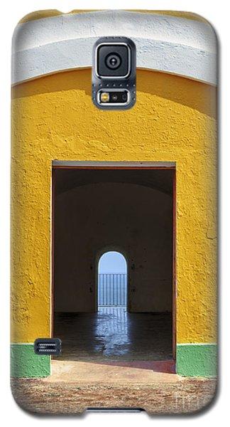 Fort Castillo San Felipe Del Morro Galaxy S5 Case