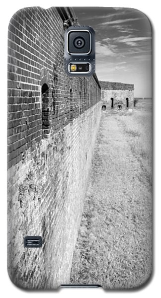 Galaxy S5 Case featuring the photograph Fort Clinch II by Wade Brooks