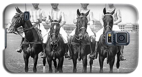 Fort Hamilton Polo Team Galaxy S5 Case