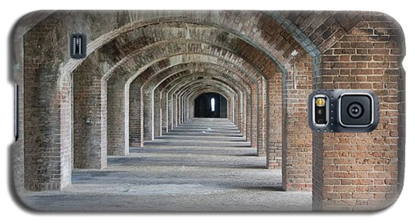 Fort Jefferson Arches Galaxy S5 Case