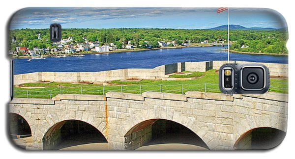Fort Knox In Maine Galaxy S5 Case