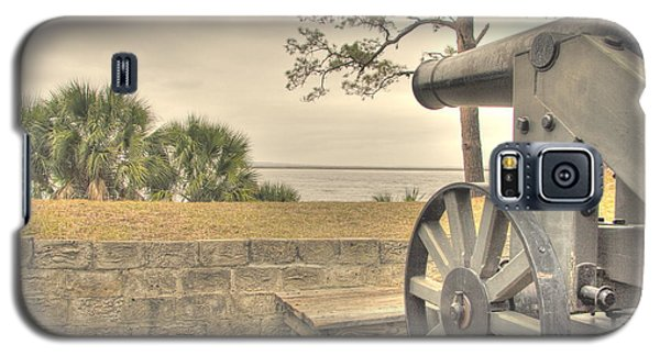 Fort Mcallister Cannon Galaxy S5 Case