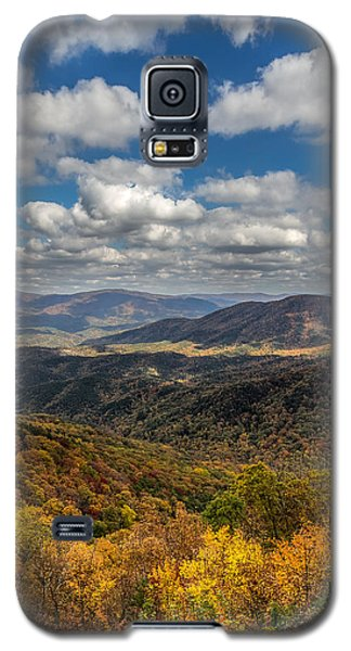 Fort Mountain Galaxy S5 Case